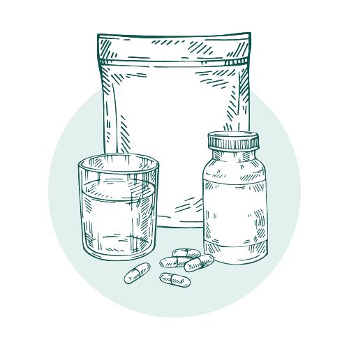 Oral, Edible