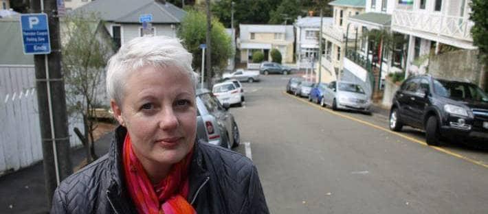 Sally King - Executive Director of the New Zealand Medicinal Cannabis Council